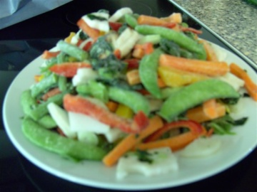 IQF mix vegetables v52
