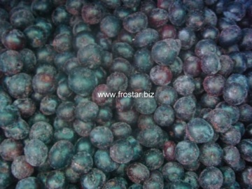 IQF cultivated blueberries